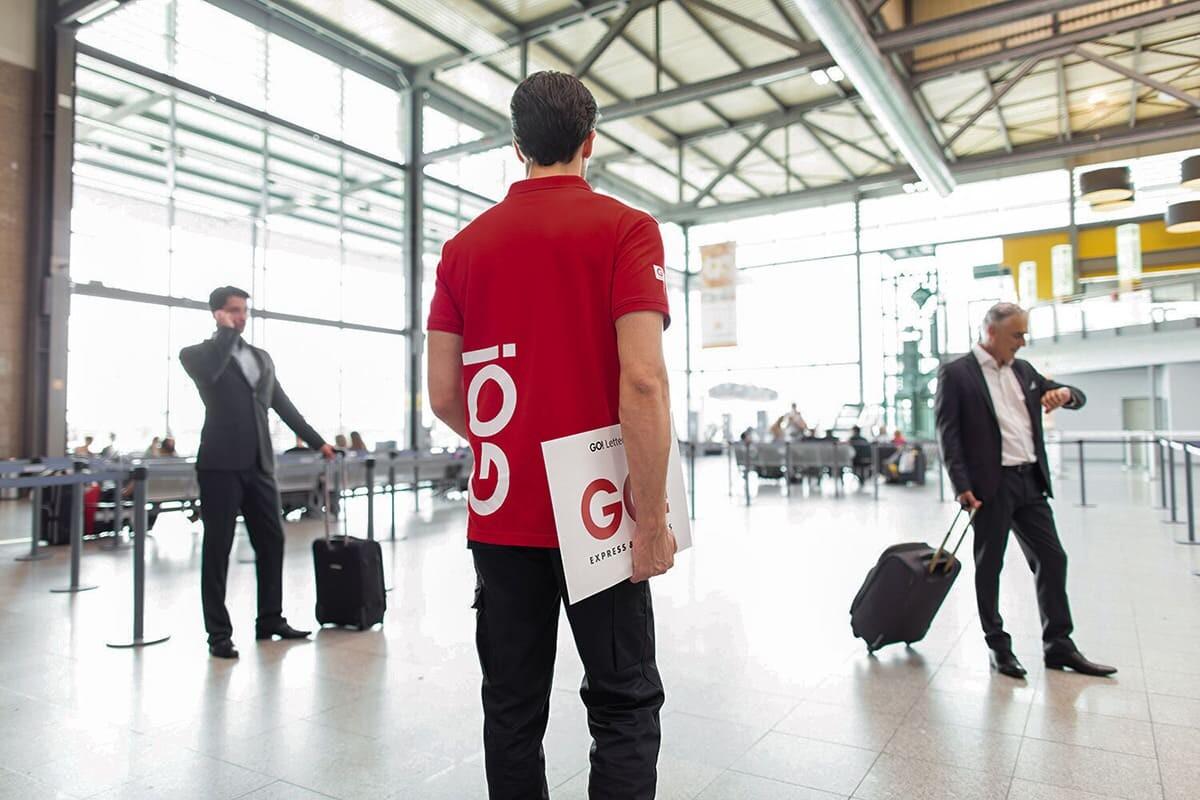 GO! Firmenbekleidung